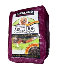 Kirkland Dog Food Review Ingredients Analysis