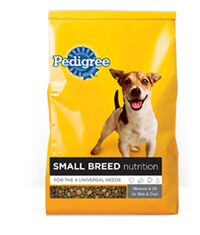 Pedigree Small Breed Dog Food Review