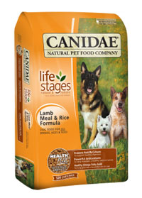 Canidae Lamb Meal And Rice
