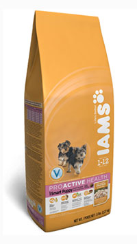 Iams ProActive Health Smart Puppy Small & Toy Breed Dog Food Review